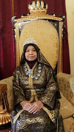 Mama : Maimon Abdullah