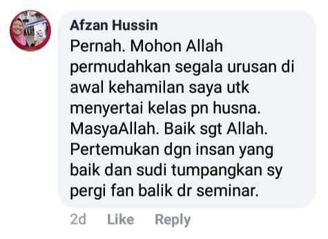 Feedback Puan Afzan