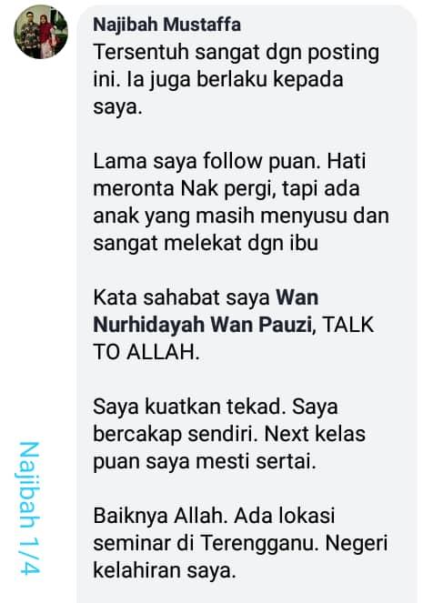 Feedback Puan Najibah 1